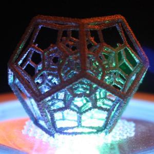 Hyperbolic Titanium 120 Cell